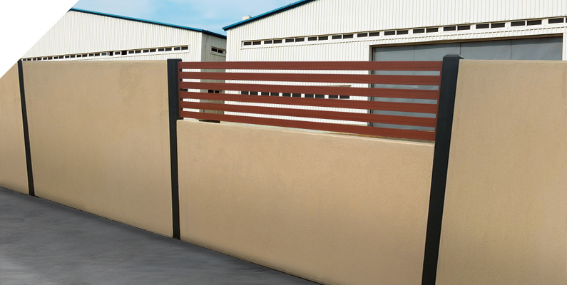 Our industrial modular sound proof fence panel system is a smartly designed, cost effective acoustic modular fencing system easy & fast to install.