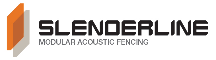 QuickBuilt Systems - Slenderline Modular Acousting Fencing Barrier